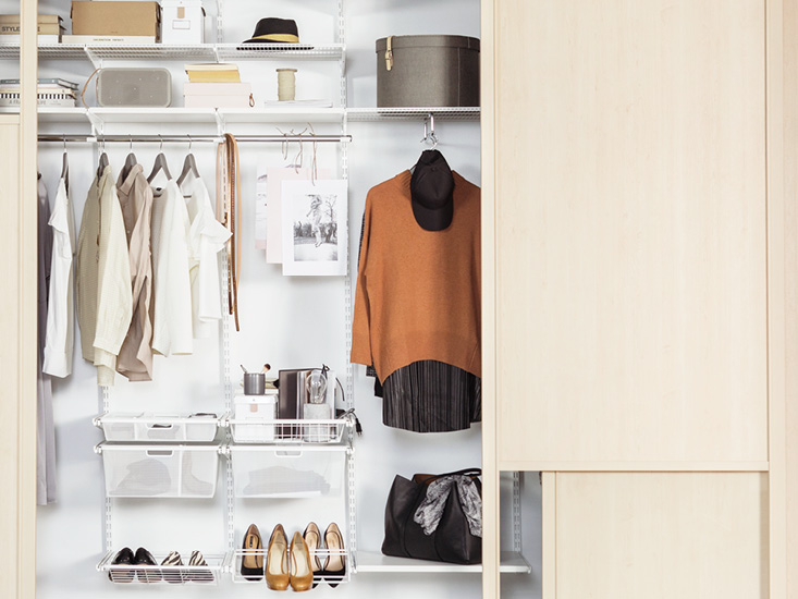 How do you want to work with your closet expert