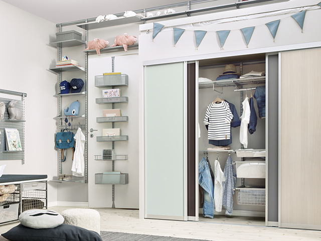 Childrens Room Storage Inspiration Elfa