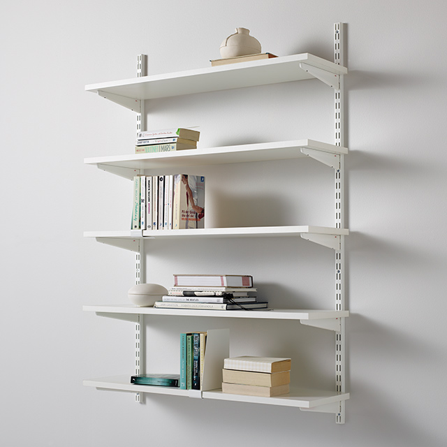 Bookshelves and shelving