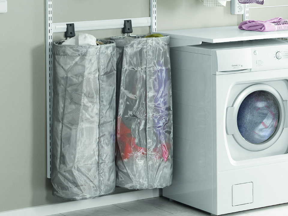 Laundry Room Cleaning Cabinet Elfa