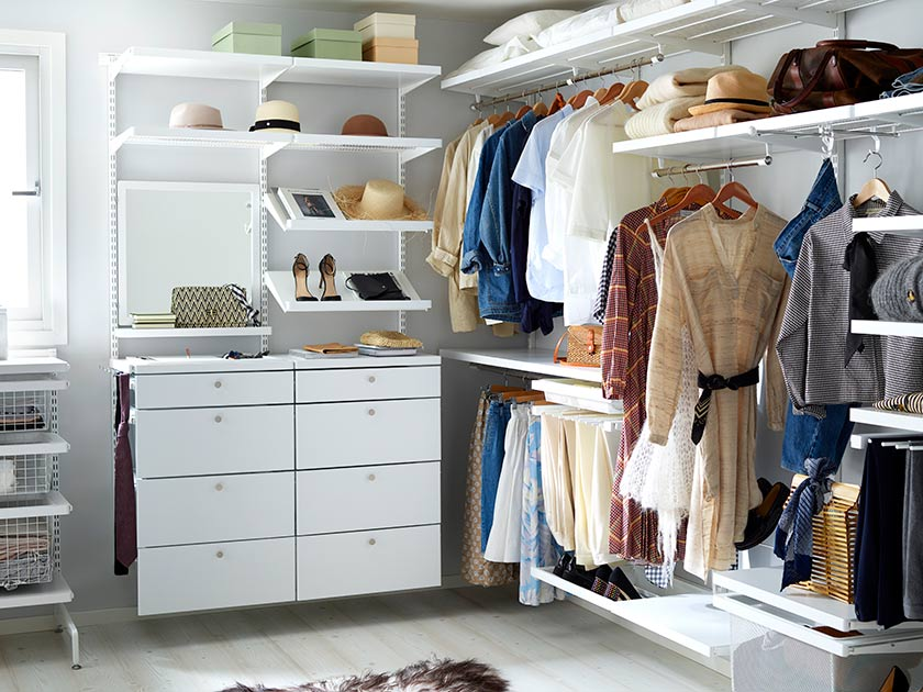 Walk In Closet Inspiration Elfa,Cubicle Decoration Themes