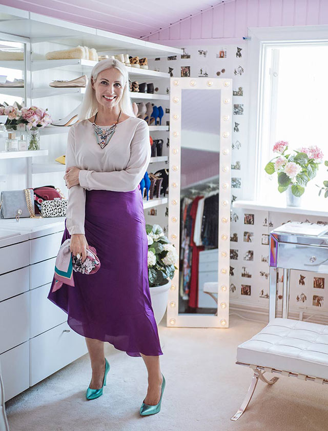 Elfa walk-in-closet charlotta Flinkenberg