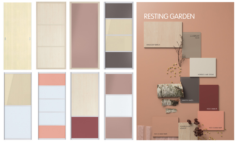 Colour Collections Resting Garden
