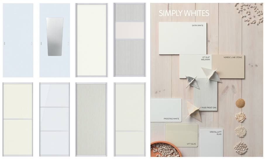 Colour Collections Simply Whites