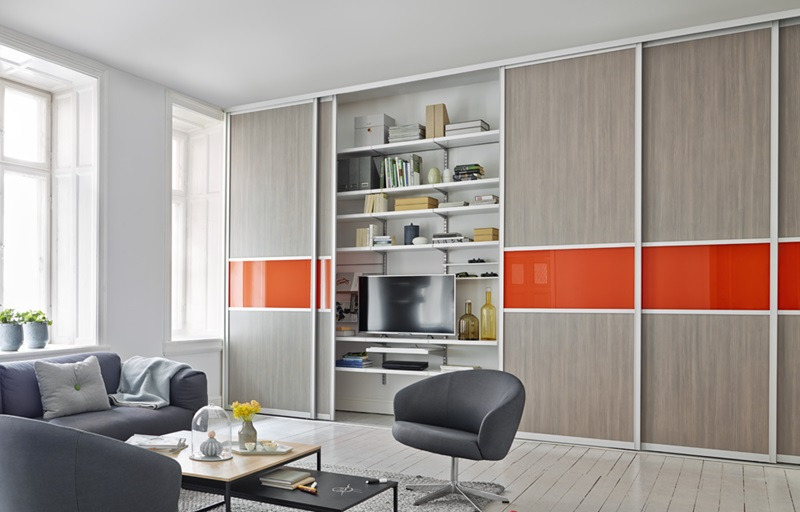 Elfa Sliding doors