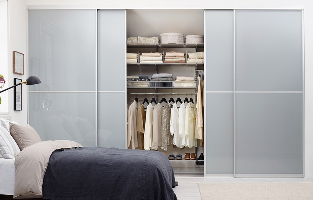 Elfa Storage Solutions For Sloped Ceilings And Loft