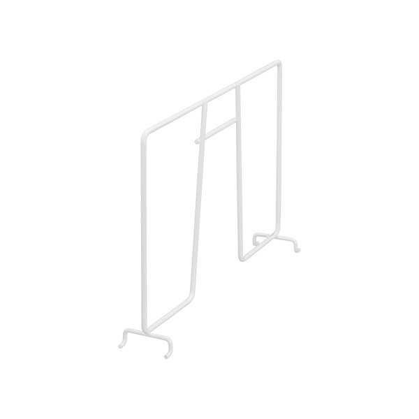 Wire shelf divider 30