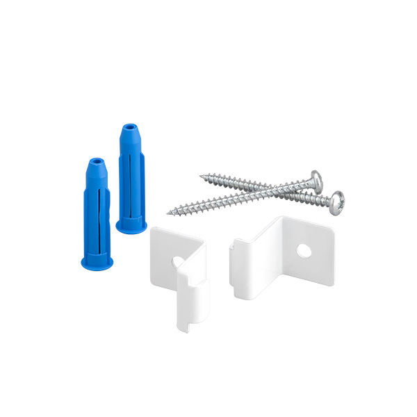 Hang standard wall clips