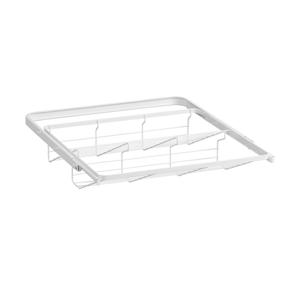 Gliding shoe shelf 40