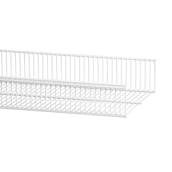 Wire shelf basket 30