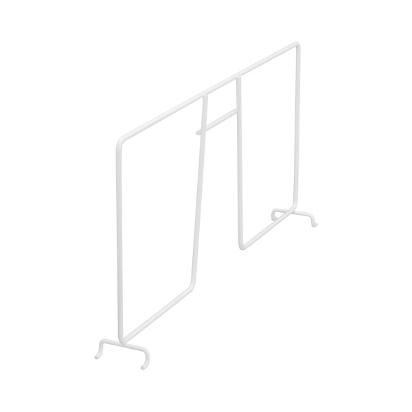 Wire shelf divider 40